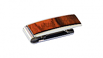 Brizard Money Clip Rosewood