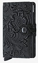 Secrid Miniwallet Ornament Black