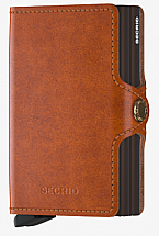 Secrid Twin Wallet Original Cognac