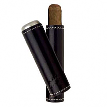 Cigarcase Envoy 1 Cigar Black