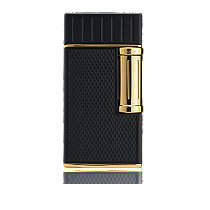 Colibri Julius Soft Flame Matte Black/Gold