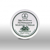 Taylor Of Old Bond Street Peppermint Shaving Cream 150g