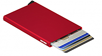 Secrid Card Protector Red