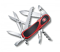 Swiss Army Victorinox Evolution Grip s17 Black/Red 85mm