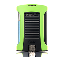 Colibri Daytona Single Jet Black/Green
