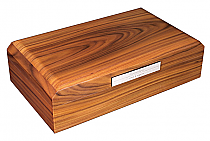 Humidor octagon rosewood100's