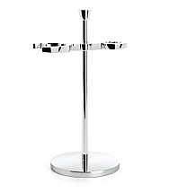 Muhle LISCIO Razor/Brush Chrome Stand