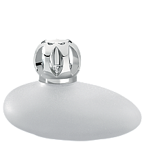 Lampe Berger Pebble White