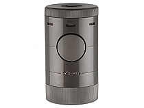 Xikar Volta Quad Lighter Gunmetal
