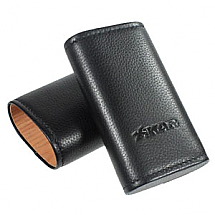 Cigarcase Envoy 3 Cigar Carbon
