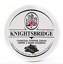 Knightsbridge Shave Cream Charcoal 170g