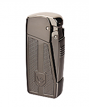 KGM Vector General Gunmetal/Satin Triple Torch