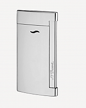 S.T. Dupont Slim 7 Torch Lighter Shiny Chrome