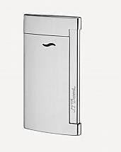 S.T. Dupont Slim 7 Torch Lighter Shiny Chrome