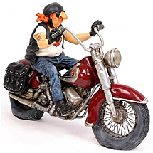 Guillermo Forchino The Motorbike