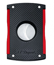 S.T. Dupont Maxijet Cutter Black Matte/Red
