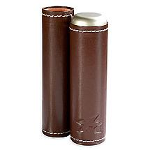 Cigarcase Envoy 1 Cigar Brown