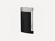 S.T. Dupont Slim 7 Matte Black/Brush Chrome