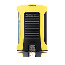 Colibri Daytona Single Jet Black/Yellow