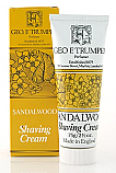 Sandal wood soft shaving cream