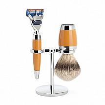 Shave set 3pcs Fusion/Silver Tip