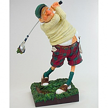 Guillermo Forchino Fore! The Golfer