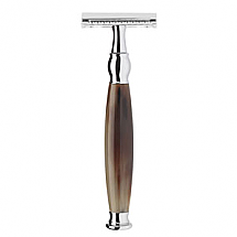 Safety Razor Genuine Horn