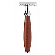 Safety razor briar wood