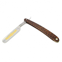 Straight Razor Ironwood
