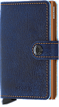 Secrid Mini Wallet Indigo 5