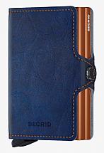 Secrid Twin Wallet Indigo 5