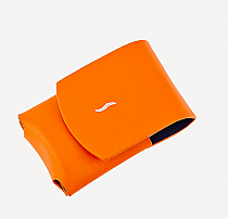 S.T. Dupont Minijet Case Orange
