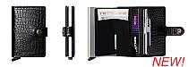 Secrid Mini Wallet Amazone Black