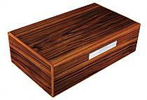 Humidor milano rosewood 100