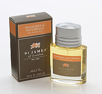 St. James of London Mandarin & Patchouli Pre-Shave Oil