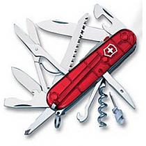Swiss Army Huntsman Lite Ruby Multi-Tool