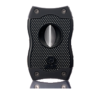 Colibri SV-Cut Cigar Cutter Black