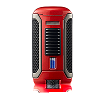 Colibri Apex Single Jet Torch Red
