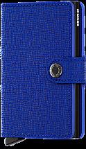 Secrid Mini Wallet Crisple Blue/Black
