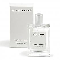 Acca Kappa White Moss Eau De Cologne 100ml