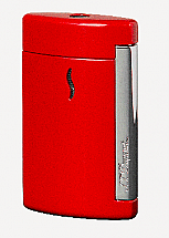 S.T. Dupont Minijet Red Lacquer