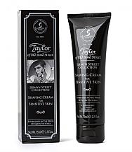 Taylor of Bond Jermyn Street Collection Sensitive Skin Shaving Cream 75ml