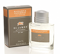 St. James of London Mandarin & Patchouli Post Shave Gel