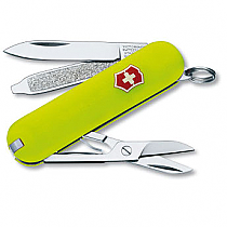 Swiss Army Stayglow CLassic SD Knife