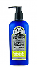 Col. Ichabod Conk After Shave Lotion Southwest Sun 180ml