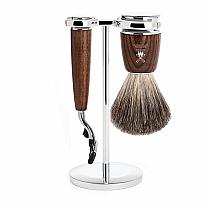 Muhle RYTMO Shave Set M3 Ash Wood