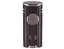 Xikar HP4 Quad Torch Lighter Black