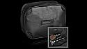 Travel wash bag black