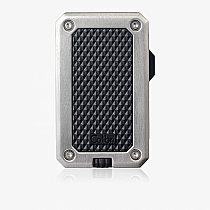 Colibri Torch Lighter Rally Chrome/Black