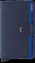 Secrid Mini Wallet Original Navy/Black
